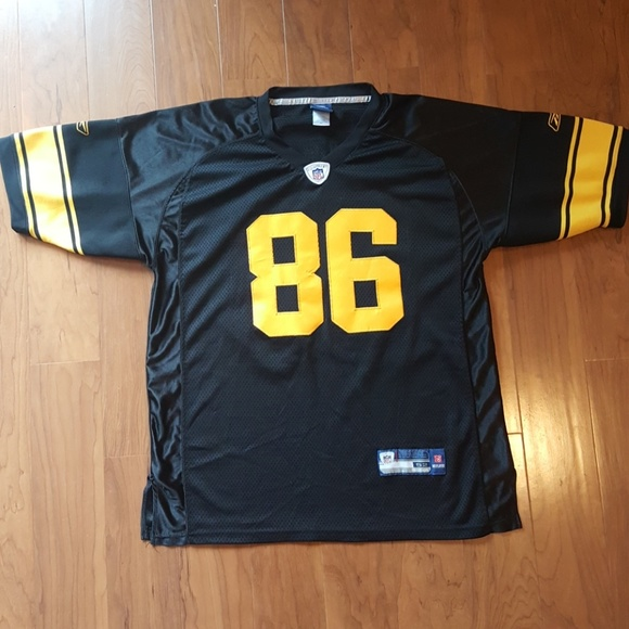stitched steelers jersey